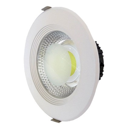 Downlight LED 13cm Redondo 10W