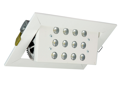 Downlight LED Proyector Orientable 32W chip CREE