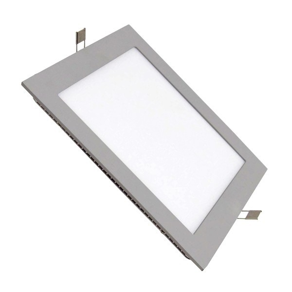 Downlight LED SuperSlim Cuadrado 19cm 15W Diseño