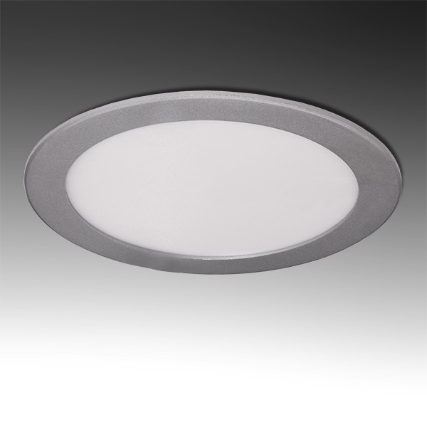 Downlight LED SuperSlim Redondo 12cm 6W Diseño