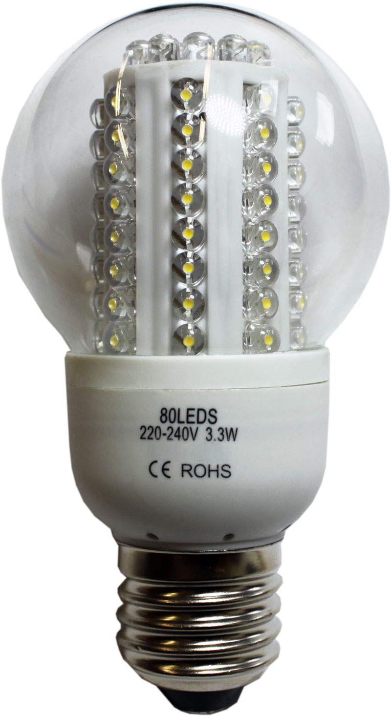 Bombilla LED E27 3.3W Bulbo